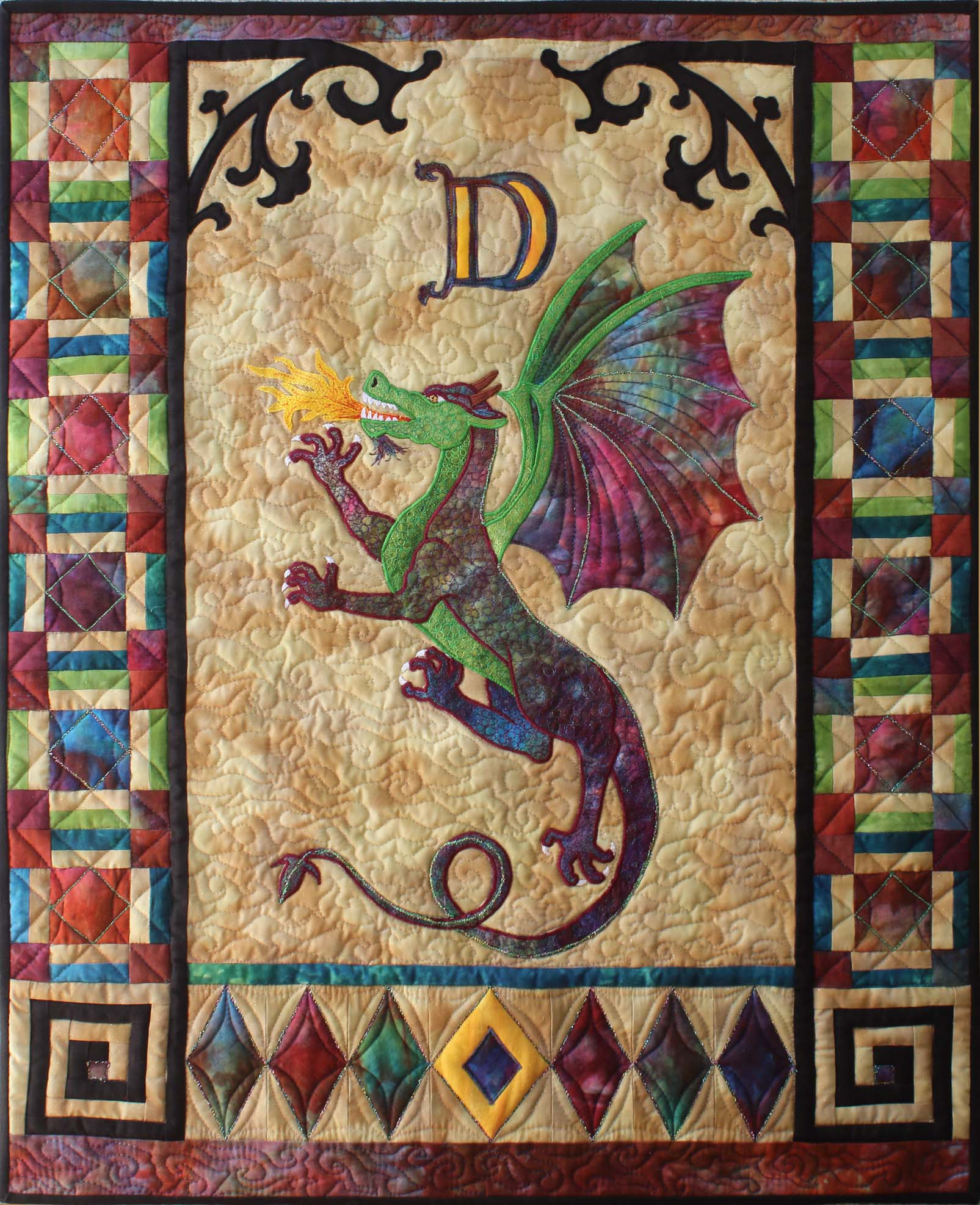 New Dragon Pattern
